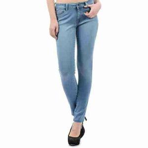 NEW Kensie You Look Pretty Skinny Jeans Light NWT